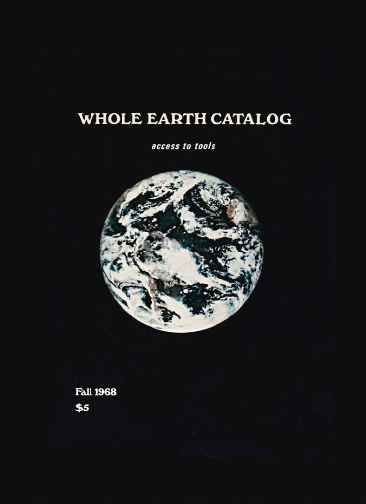 Cover of the Whole Earth Catalog